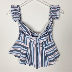 Likely people striped top